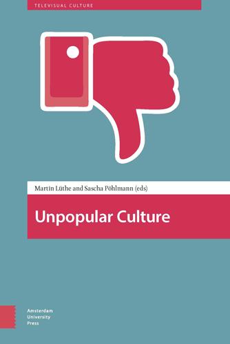 New publication: Unpopular Culture